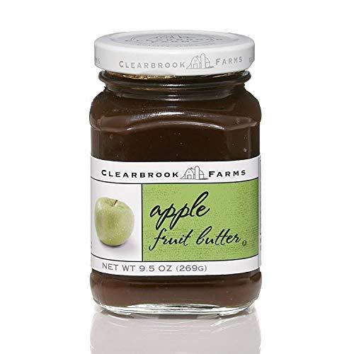 Clearbrook Farms Apple Fruit Butter - 9.5 oz Twist Top Jar