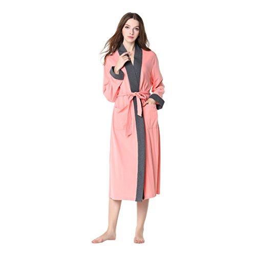 JOHN ELAINE Sleepwear Nightgrown Lightweight