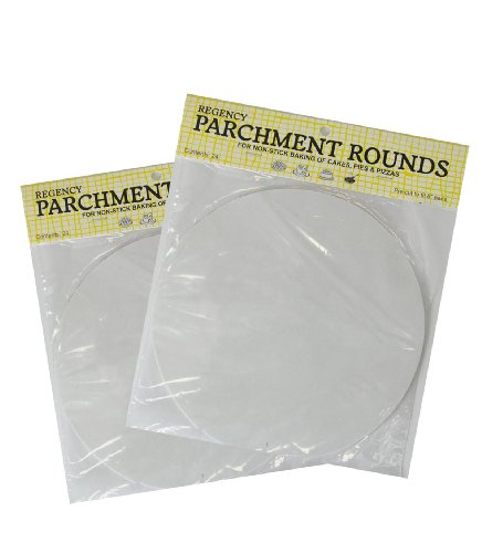 Regency Parchment Rounds 8