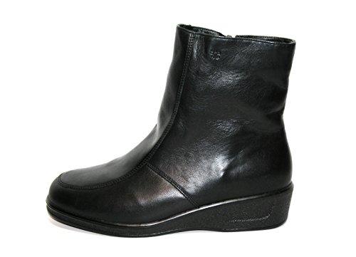 ganter 79817Ellen Botas de invierno para mujer & Botines Alcance H negro (negro 01)