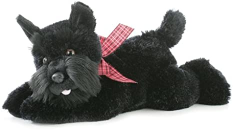 Scottish Terrier Dog Sweater Handmade for 18 inch American Girl Doll Made in USA