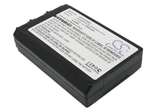 1800mAh Battery For Fujitsu F400, F500 CA0595-6216, KP54003-L014, 0643990
