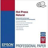 EPSON, HOT PRESS NATURAL, 17 X 50
