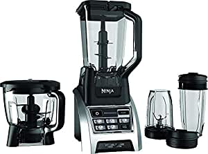 Amazon.com: Nutri Ninja Blender Kitchen System 1200 W Motor ...