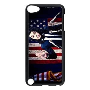 Custom Falling In Reverse Back For Ipod Touch 4 Case Cover JNIPOD5-010