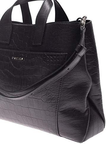 Orciani Luxury Fashion Donna B02075KINDUNERO Nero Pelle Borsa A Mano | Primavera-estate 20
