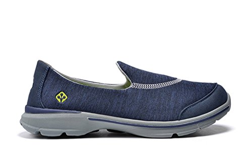 senximaoyi slippery wear-resisting lightweight breathable casual shoes,Blue,9