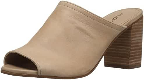 Aldo Women's Dorthy Heeled Sandal, Cognac