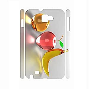 Fabulous Funny Fruit Style Impact Resistant Handmade Hard Plastic Phone Skin for Samsung Galaxy S4 I9500