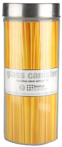 Home Basics Glass Round X Large product image