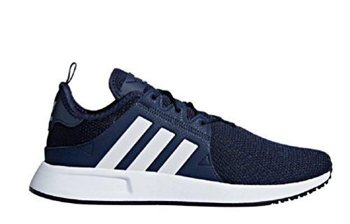 Adidas Man X Plr Sticka Marin & Vita Skor