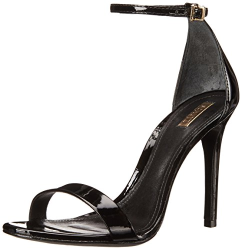 Women's Patent Dress Black Lee Sandal Heel Schutz Cadey Black High UpqXUxwdz