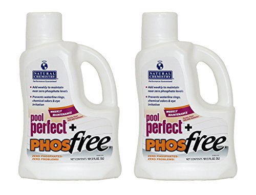 (Natural Chemistry Pool Perfect Plus Phos-Free - 2 x 3 Liter)