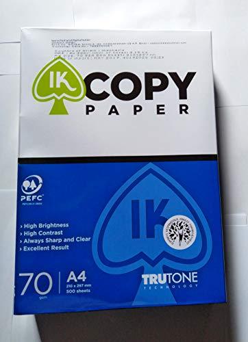 Ik Copy Paper 70 GSM Copier Paper (500 Sheets)