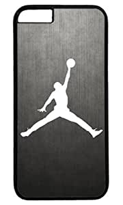 LZHCASE Personalized Protective Samsung Note 4/Michael Jordan, NBA Chicago Bulls #23 Black and White