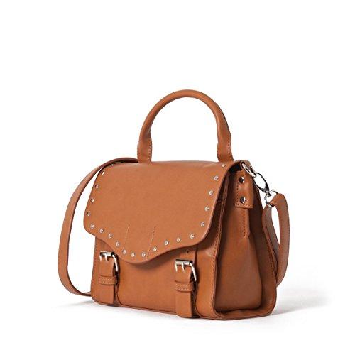 La Redoute Collections Frau Tasche Im Aktentaschenstil Camel Wv1lXsWURn