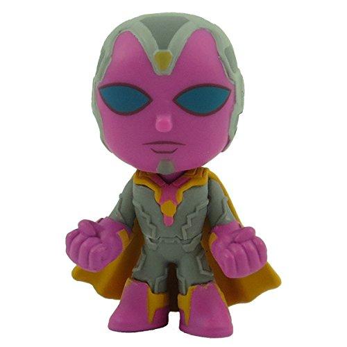 Funko Mystery Minis Vinyl Bobble Figure - Avengers Age of Ultron - VISION (2.5 inch) -