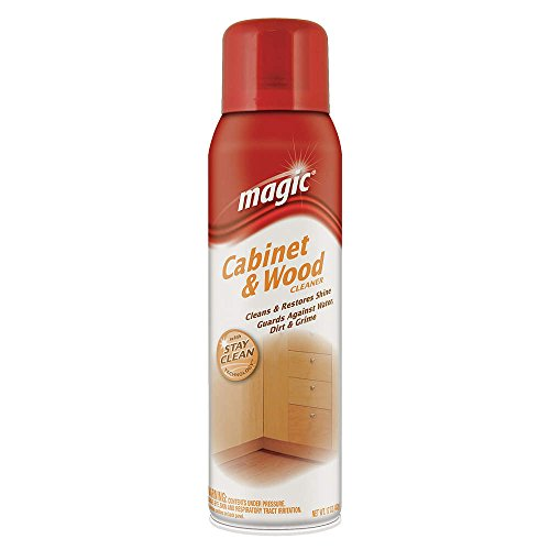 Cabinet and Wood Cleaner, 17 oz.