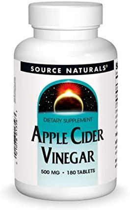 Source Naturals, Cider Apple, 180 Count 1