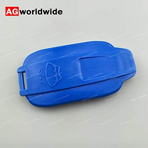 Fastener & Clip 8W0 955 455B Wiper Wash Water Container Fluid Reservoir Tank End Cap Lid for A4 A4L A5 S5 S4 2017-8W0 955 455 B 8W0 955 455 A (Container Wiper Fluid)