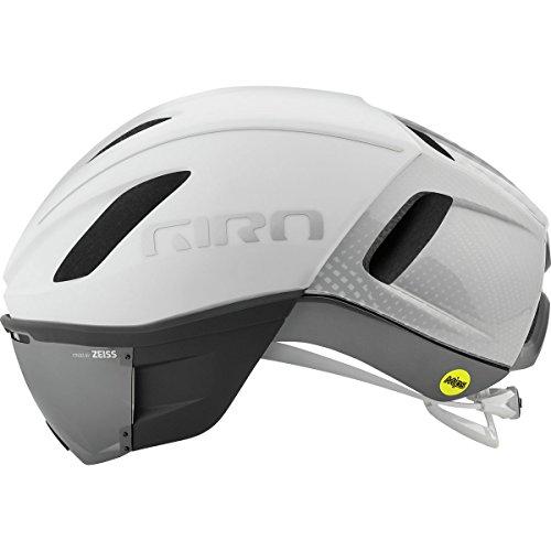 Giro Vanquish MIPS Cycling Helmet - Matte White Silver Medium