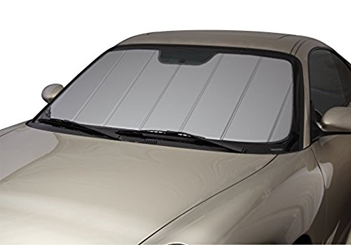 Silver Windshield (Covercraft UV11502SV Silver Windshield Shade, 1 Pack)