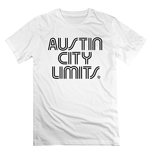 Abbas Man's Austin City Limits Music Festival Logo Tshirt XXL - Crowd Guys T-shirt