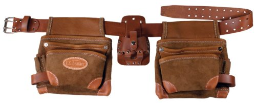BucketBoss 88447 Leather Construction Rig by Bucket Boss