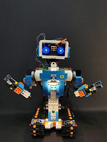 레고 부스트 크리 에이 티브 도구 상자 17101 용 BRICKLED LED 조명 키트(레고 세트 포함되지 않음)