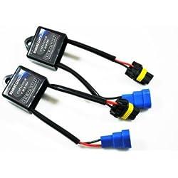 Kensun HID Kit Computer Warning Cancellers - 1 Pair of Anti Flickers