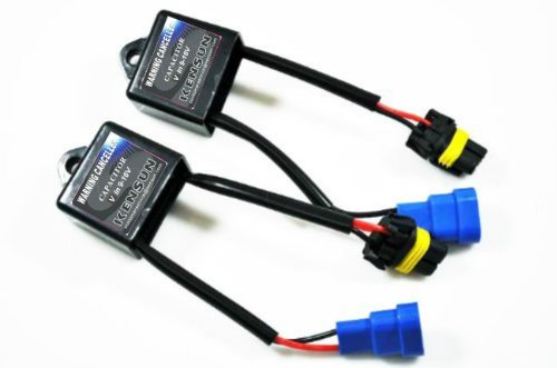 Kensun HID Kit Computer Warning Canceller & Anti Flicker (1 Pair) (Car Midget Model Bantam)
