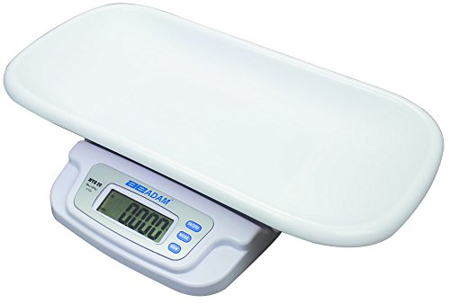 (Adam Equipment MTB 20 Baby and Toddler Scale 44lb / 20kg x 0.005lb / 5g)