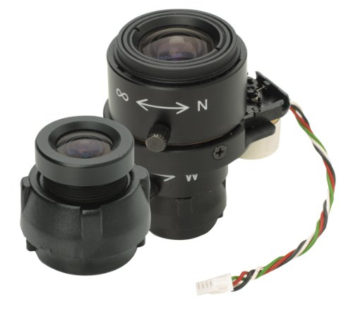 Honeywell Video HLQAV9 PrimaView/MagnaView Vari-focal Auto-Iris Lens