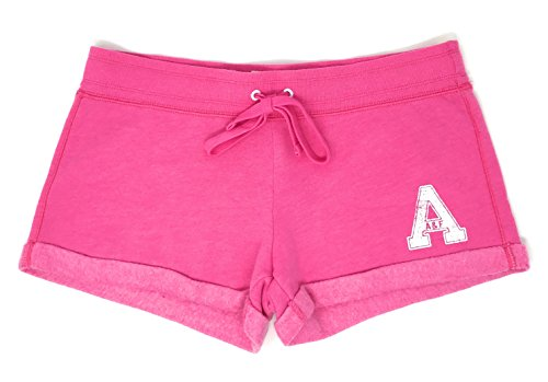Abercrombie and Fitch Women's Lounge Shorts Large Pink 0047