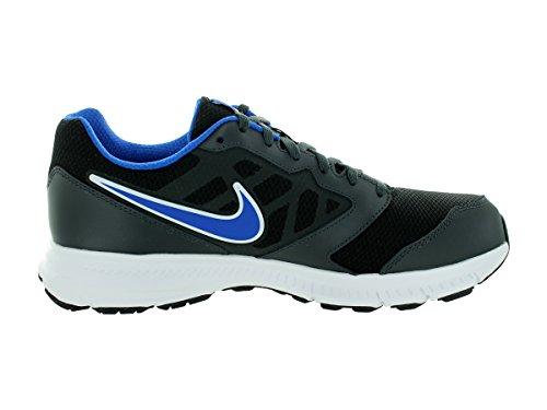 Nike Donne Downshifter 6 Scarpa Da Corsa Nero / Gioco Royal / Antracite / Bianco