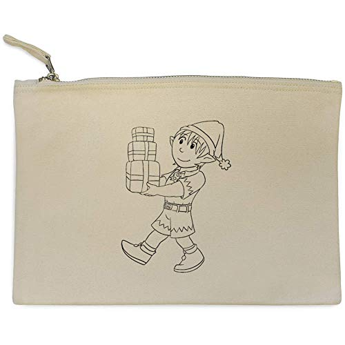 Gifts' per custodia pochette Boy Azeeda 'Elf With cl00002137 pochette Accessori ZA8SqRxTww