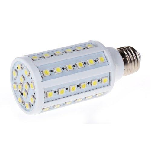 Bombilla E27 de 12w y 60 LED Sourcingmap, luz blanca