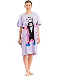 "Hatley ""Hot Flashes"" One Size Sleepshirt"