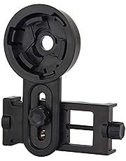 Spotting Scope Smartphone Camera Adapter Telescope Cell Phone Camera Mount Holder for Binocular Monocular Gifts for Men Women