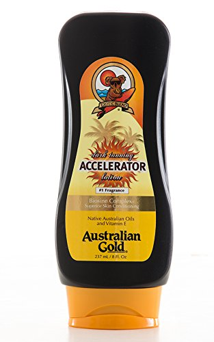 Australian Gold DARK TANNING ACCELERATOR Lotion 8.5 ()