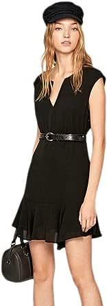 Pepe Jeans Black Vestido para Mujer
