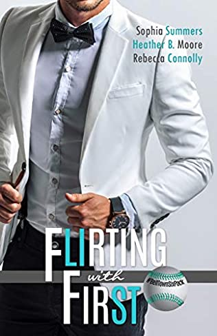 book cover of Flirting With First