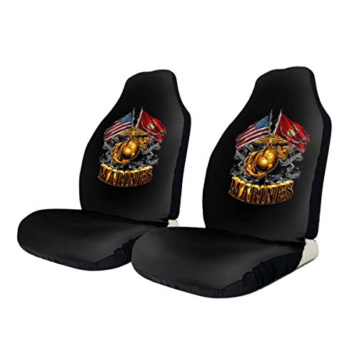 marine corps car seat covers - 3