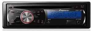 Pioneer DEH-2200UBB receptor multimedia para coche - Radio para coche (87,5 - 108 MHz, 153 - 281 kHz, 1-bit, LCD, Azul, Negro)