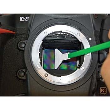 SwabLight Líquido Kit de Limpieza Visible Polvo Ez Sensor 1.6x//16 mm Verde 4 VSWAB