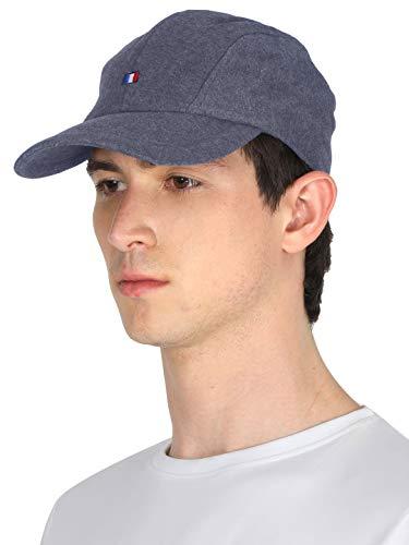 FabSeasons Solid Cotton Baseball/Summer Cap