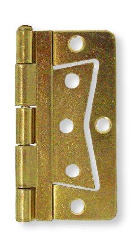 NON MORTISE BRASS HINGE - 3