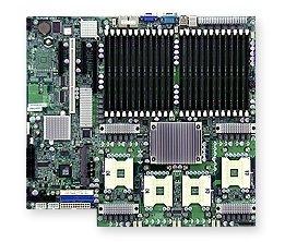 - Supermicro MBD-X7QCE Quad 604-pin FC-PGA 6 Socket 6 SATA Ports Dual GbE LAN Ports ATI Graphics IPMI 2.0(SIMSO) Full Warranty