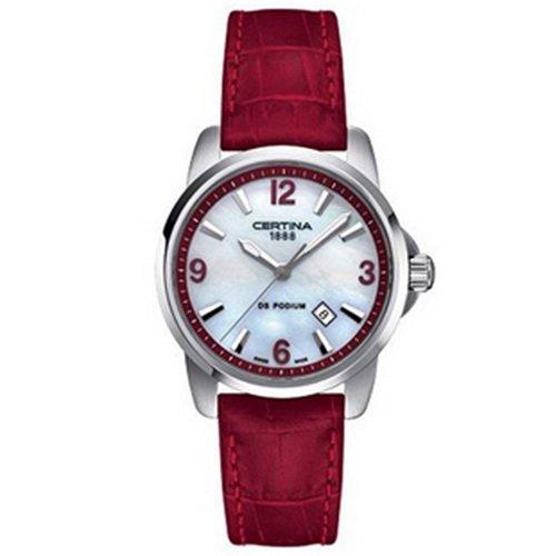 Certina DS Podium Reloj de Mujer Cuarzo 32mm C001.210.16.117.00