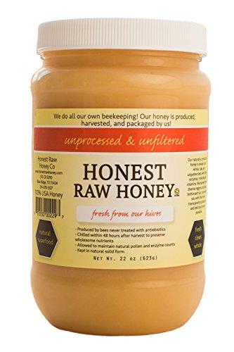 Raw Natural Honey - 6
